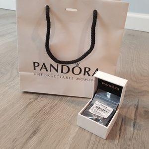 new Pandora September BirthStone Earrings